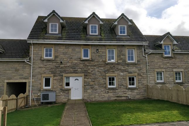 Thumbnail Town house for sale in Forrest Road, Shotts