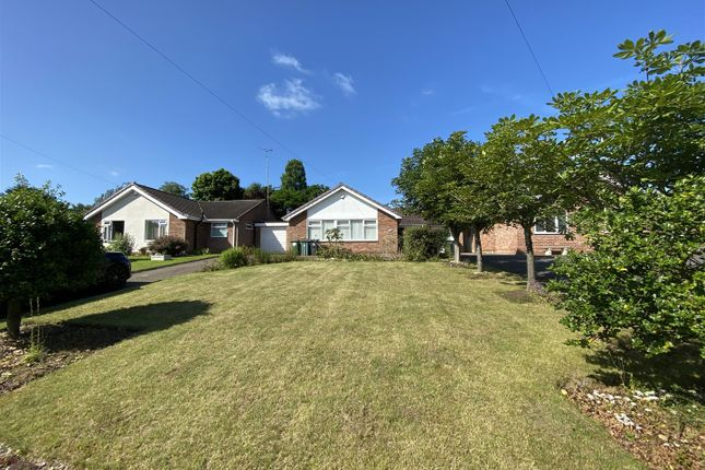Thumbnail Detached bungalow for sale in Hall Farm Road, Duffield, Derbyshire