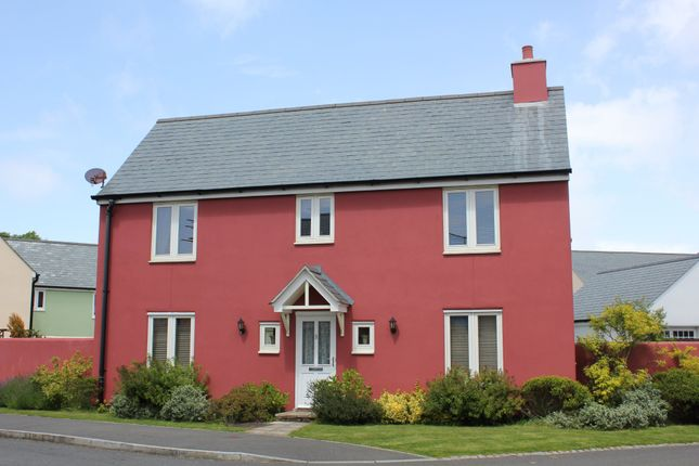 Thumbnail Detached house for sale in Briticheston Close, Plymstock, Plymouth