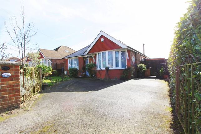 Thumbnail Detached bungalow for sale in West End Road, Southampton
