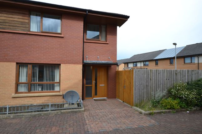 Thumbnail Semi-detached house for sale in Old Caley Road, Irvine