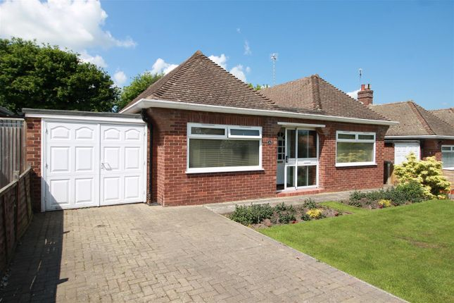 Thumbnail Detached bungalow for sale in Ocklynge Close, Bexhill-On-Sea
