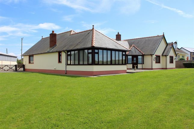 Thumbnail Bungalow for sale in Roch, Haverfordwest