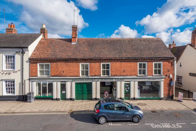 Thumbnail Semi-detached house for sale in Hadleigh, Ipswich, Suffolk