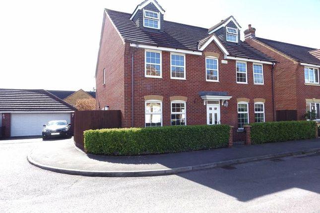 Thumbnail Detached house for sale in Champs Sur Marne, Bradley Stoke, Bristol