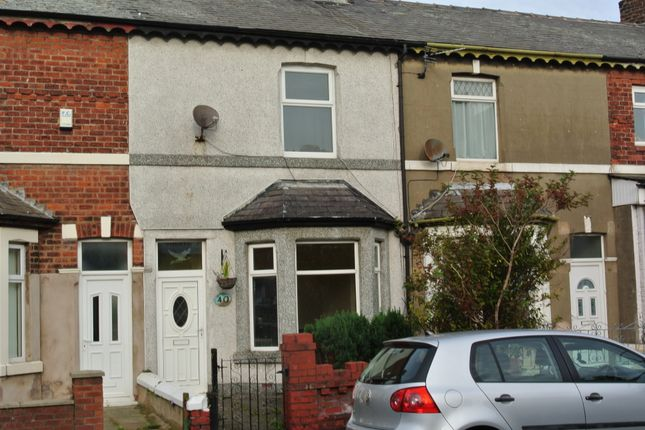 2 bed terraced house to rent in Poulton Road, Fleetwood Lancs FY7