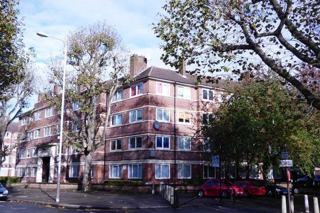 Thumbnail Flat for sale in Kirby Estate, Southwark Park Road, London