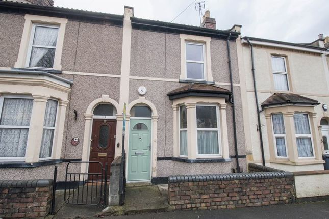2 bed terraced house for sale in Holmes Street, Barton Hill, Bristol
