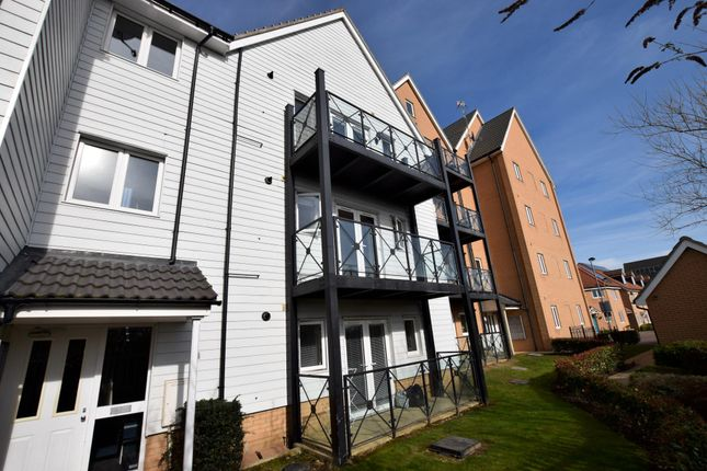 Thumbnail Flat to rent in Clay Mills Court, Thomas Way