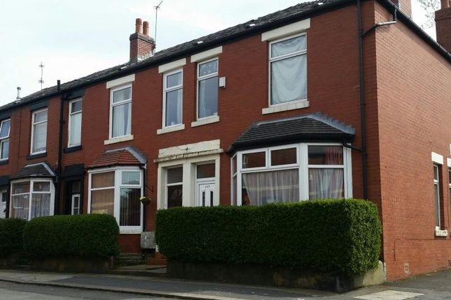 Thumbnail End terrace house for sale in Royds Street, Rochdale, Greater Manchester.