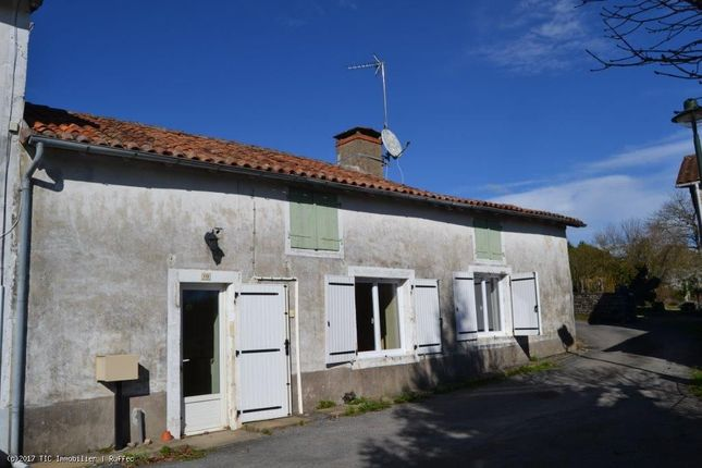 1 bed property for sale in Taize Aizie, Poitou-Charentes, 16700, France