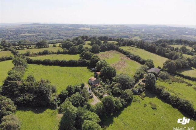 Thumbnail Farm for sale in Llangeitho, Tregaron, Ceredigion