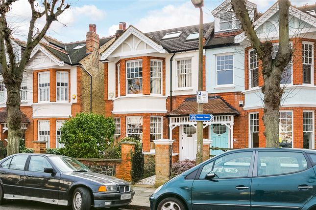 Semi-detached house in  Melville Road  Barnes  London S Putney