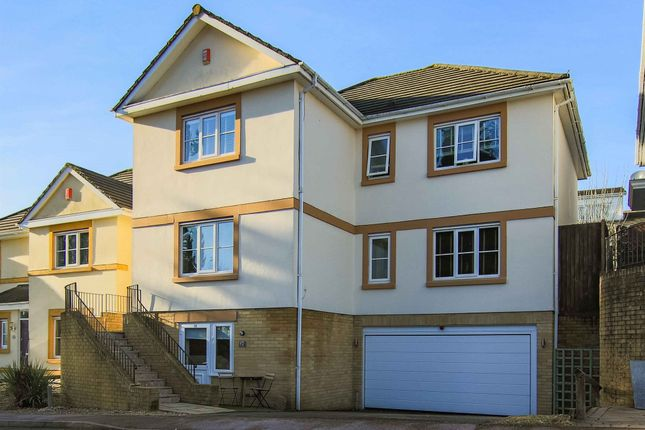 Thumbnail Detached house for sale in Maes Y Rhiw Court, Greenmeadow, Cwmbran