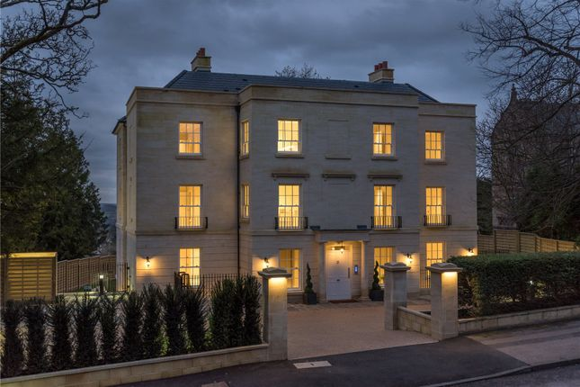 Thumbnail Flat for sale in Apartment 3, Beckford Gate, Lansdown Road, Bath