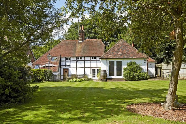 Thumbnail Detached house for sale in Church Lane, Henfield, West Sussex