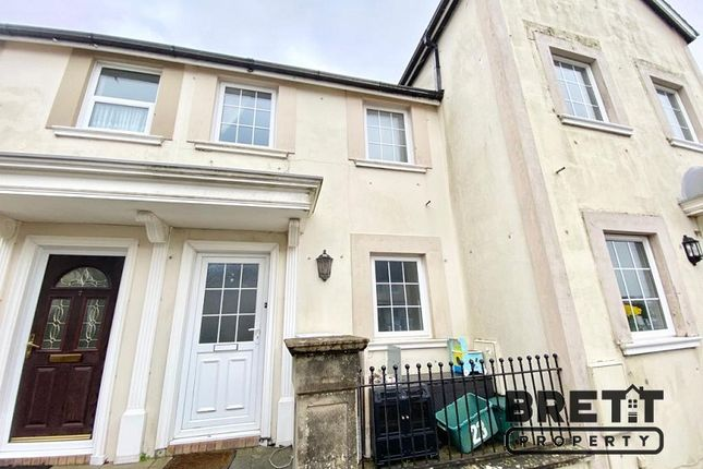 Thumbnail Terraced house to rent in Cadogan Close, Johnston, Haverfordwest, Pembrokeshire.