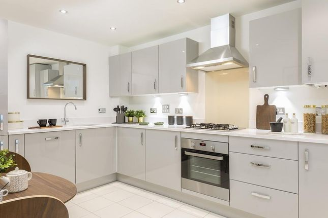 """Thumbnail 3 bed end terrace house for sale in """"Yarmouth"""" at St. Georges Way, Newport"""