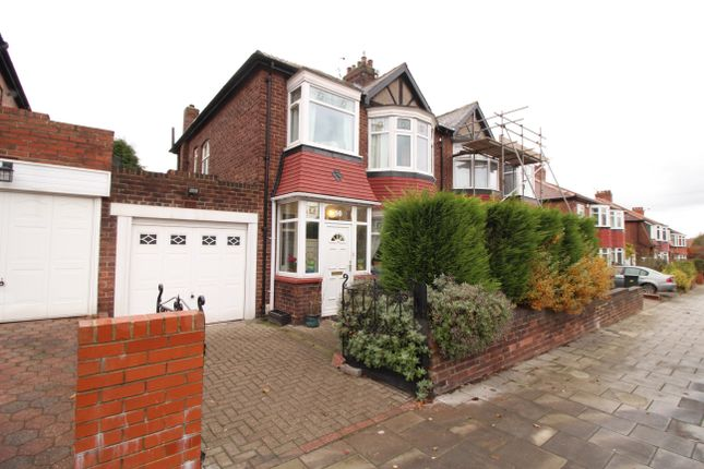3 bed semi-detached house for sale in Kenton Lane, Kenton, Newcastle Upon Tyne