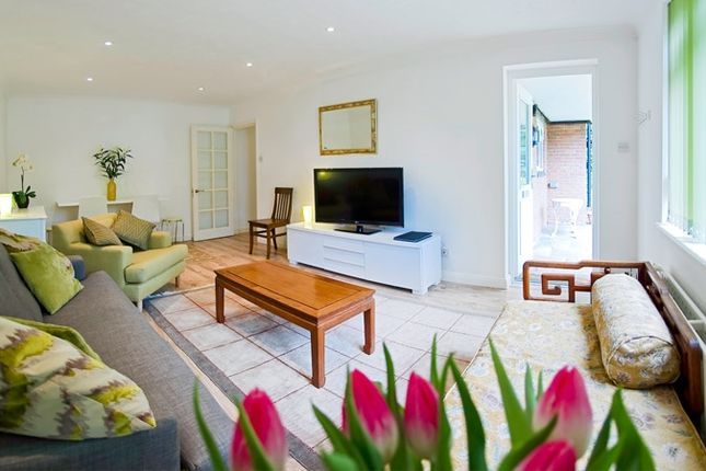Thumbnail Flat to rent in The Willows, Albany Crescent, Claygate, Esher