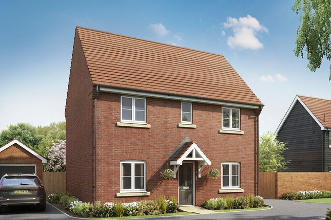 """Thumbnail Detached house for sale in """"The Clayton Variant"""" at Hollow Lane, Broomfield, Chelmsford"""