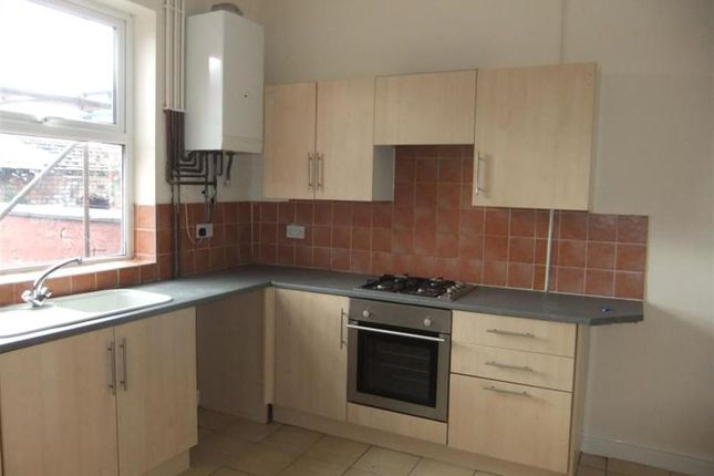 Thumbnail Terraced house to rent in Wigan Road, Leigh