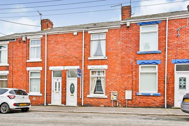 2 bed terraced house for sale in Evenwood Road, Esh Winning, Durham DH7