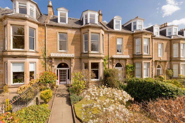 Thumbnail Terraced house for sale in Garscube Terrace, Murrayfield, Edinburgh