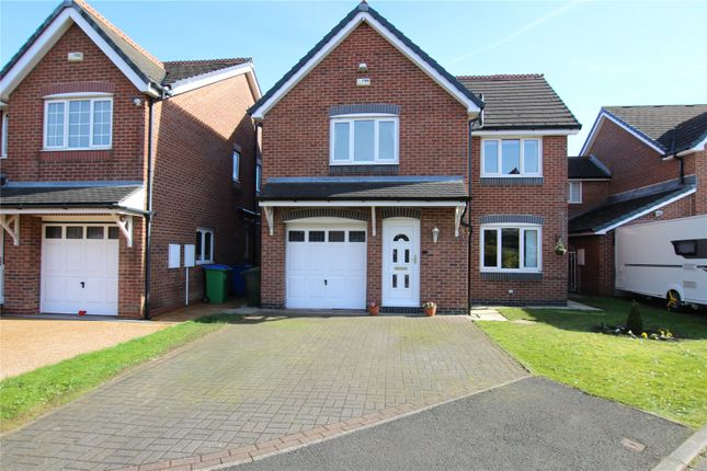 Thumbnail Detached house for sale in Slaidburn Close, Milnrow, Rochdale, Greater Manchester
