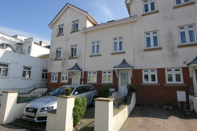 Thumbnail Terraced house for sale in Steartfield Road, Paignton