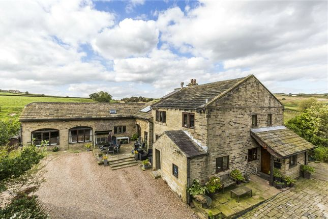 Thumbnail Detached house for sale in Tewitt Lane, Bingley, West Yorkshire