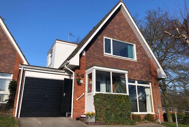 Thumbnail 2 bed link-detached house for sale in Chancellors Close, Edgbaston, Birmingham