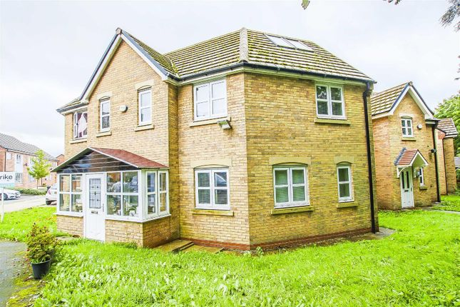 Thumbnail Detached house for sale in Christie Lane, Salford