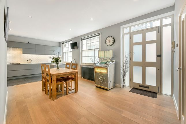 Thumbnail Terraced house for sale in Blackstock Mews, London