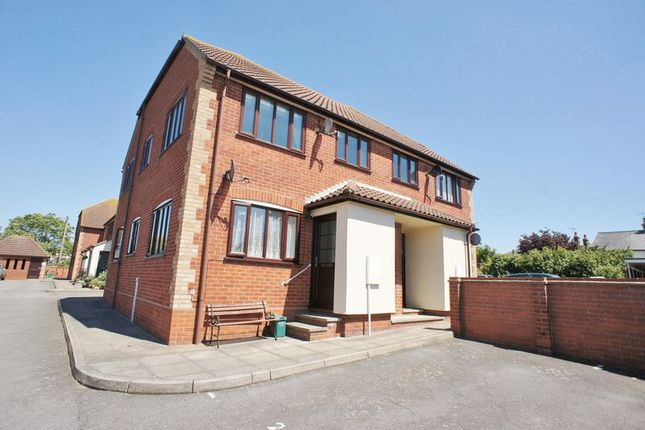 Thumbnail Flat to rent in Station Road, Brightlingsea, Colchester