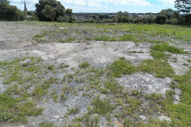 Thumbnail Land for sale in Ferry Road, Kidwelly