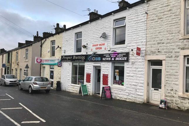 Thumbnail Commercial property for sale in Station Road, Huncoat, Accrington