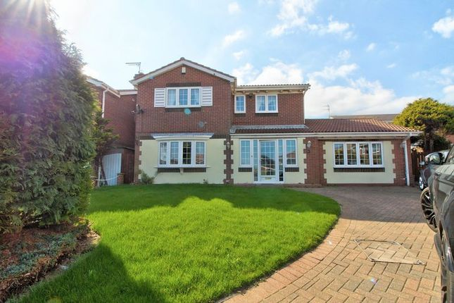 Thumbnail Detached house for sale in Millthorp Close, Grangetown, Sunderland