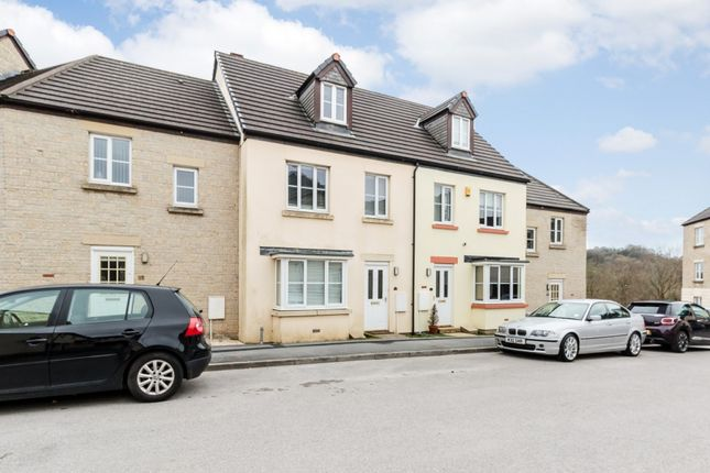 Thumbnail Terraced house for sale in Triumphal Crescent, Plymouth, Plymouth