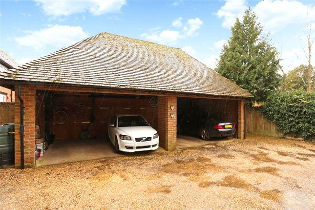 Carport of Easton, Winchester, Hampshire SO21