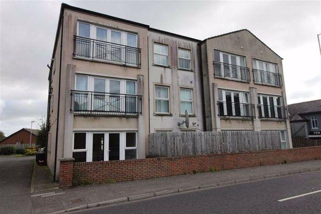 Thumbnail Flat for sale in Antrim Road, Newtownabbey