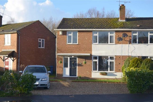 Thumbnail Semi-detached house for sale in Wren Way, Farnborough, Hampshire