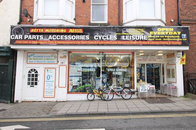 Commercial property for sale in Betta Motoring, Queen Street, Scarborough