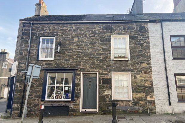 Thumbnail Property to rent in High Street, Pwllheli