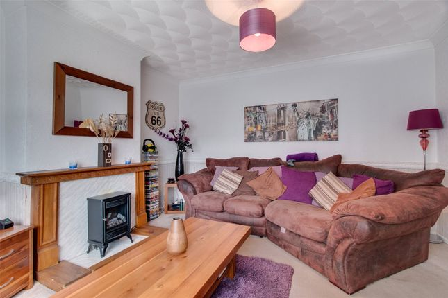 Thumbnail End terrace house for sale in Pipering Lane, Scawthorpe, Doncaster, South Yorkshire