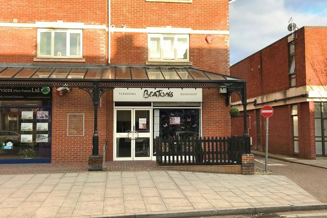 Thumbnail Retail premises to let in Shop 4, Bursledon House, Station Road, New Milton, Hants