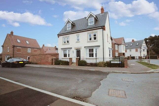 Thumbnail Semi-detached house for sale in Manley Way, Kempston