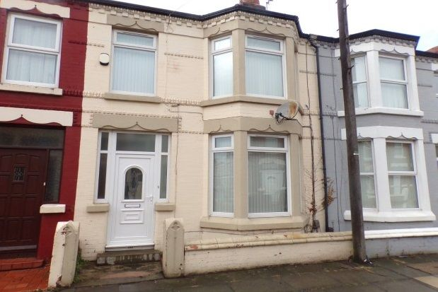 Thumbnail Property to rent in Monville Road, Walton, Liverpool
