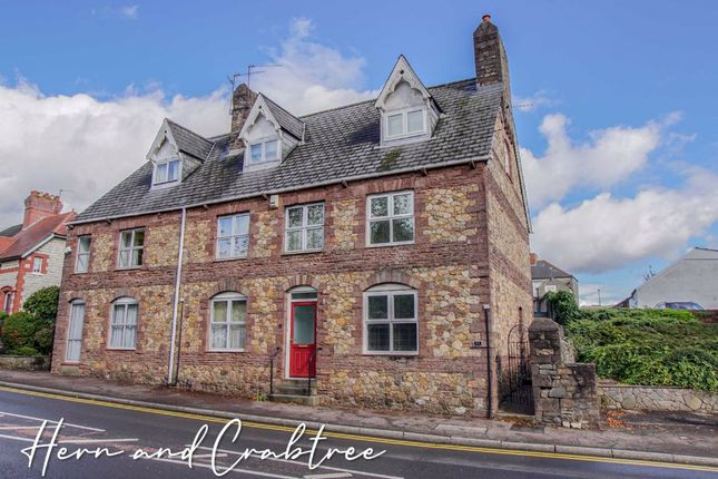 Thumbnail End terrace house for sale in Dewi Court, Cardiff Road, Cardiff