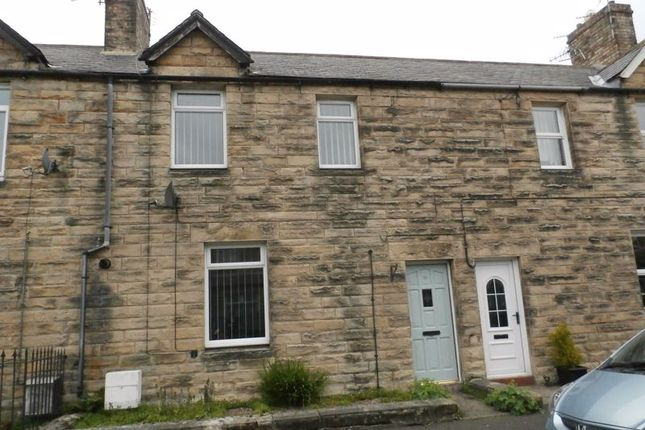 Thumbnail Terraced house to rent in Edwin Street, Amble, Morpeth